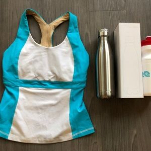 Lululemon - Women's Athletic Tank w/ Sports Bra